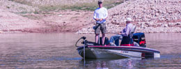 Lake Roosevelt Fishing