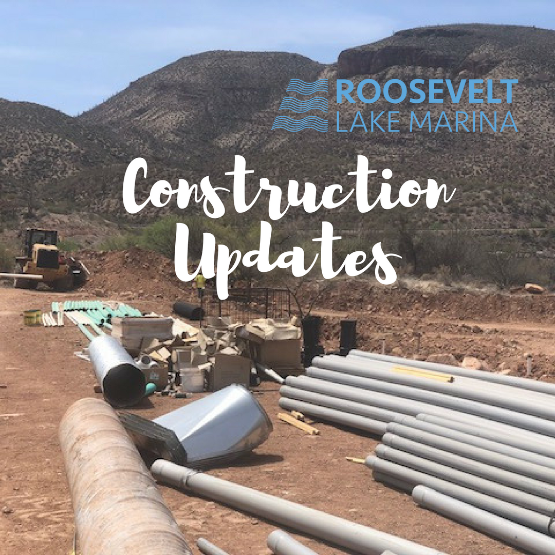 Construction Updates: July 2018