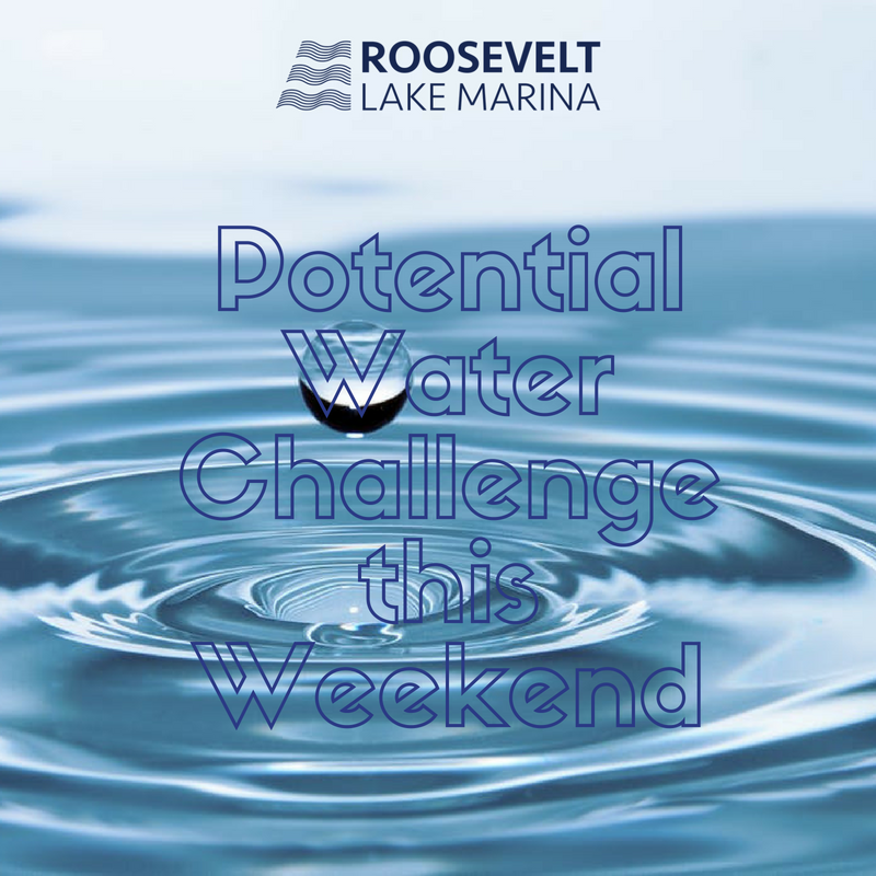 Potential Water Challenges This Weekend